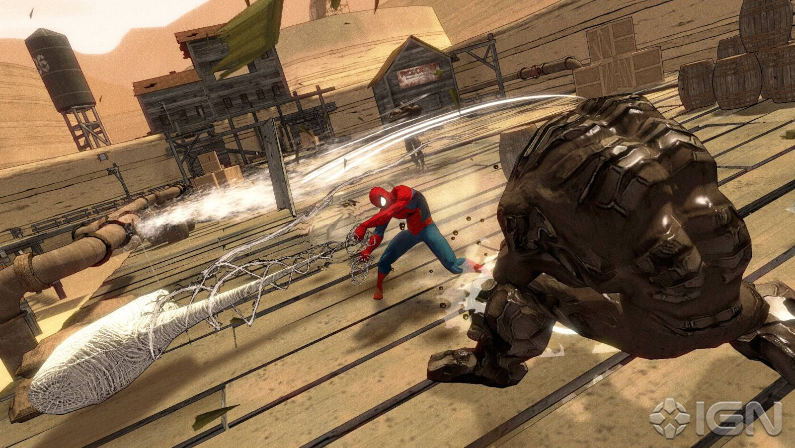 Spider-Man Shattered Dimensions - COMPLEX (Region FREE) Xbox360 ISO